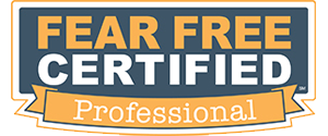 Litchfield Veterinary Hospital  is Fear Free Certified